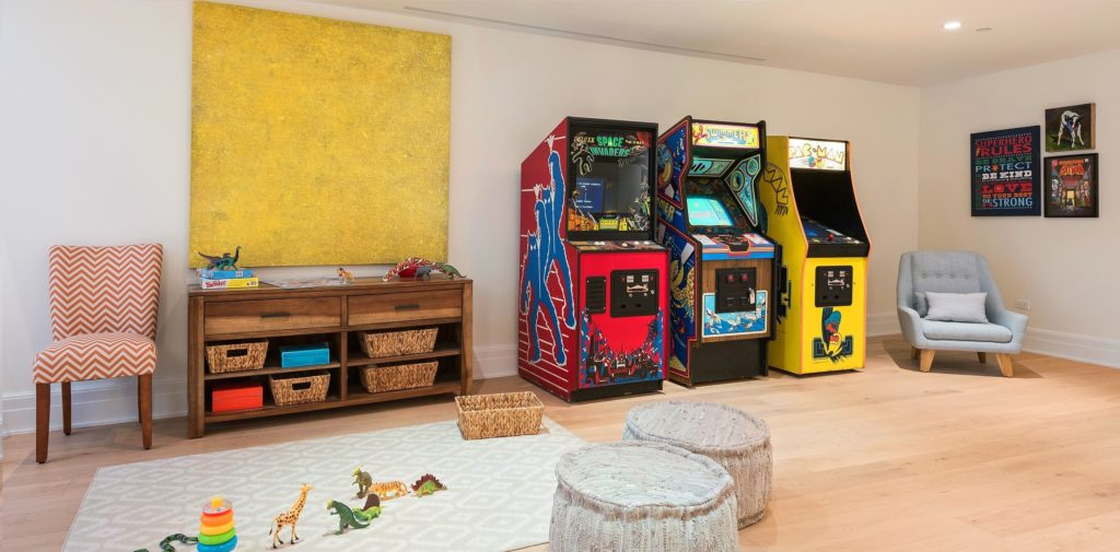 Newe York arcade game rental company. Rent arcade games in NYC