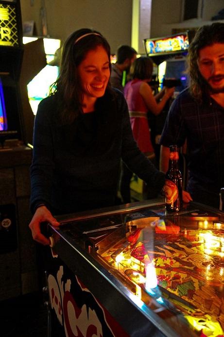 rent a pinball machine in manhattan