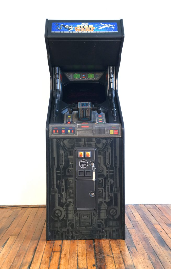 Used Arcade Games Sale : Star wars video arcade game for sale specialties