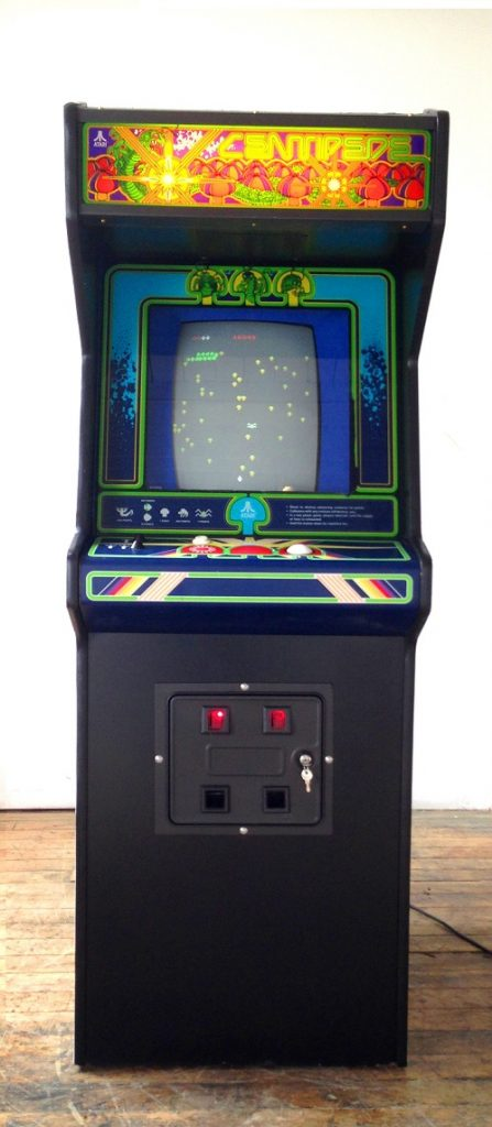 centipede video arcade game rental arcade specialties #11