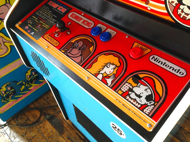 DK.arcade.machine