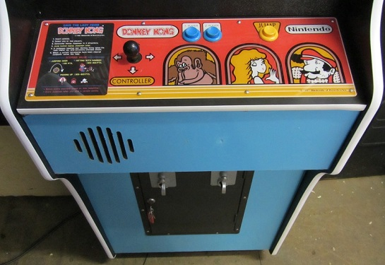 donkey kong video arcade game for sale
