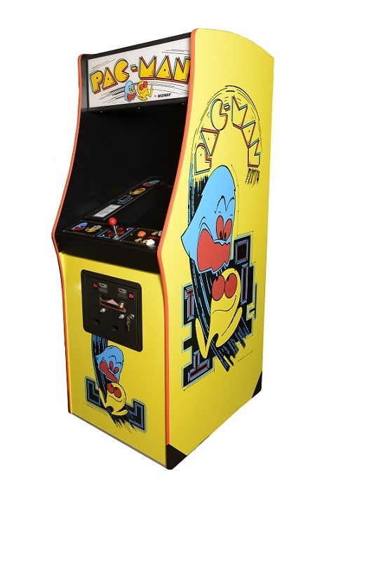 Pacman Table Game >> Pac-Man Video Arcade Game for Sale | Arcade Specialties Game Rentals