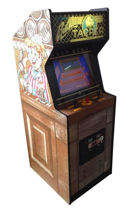 Rootbeer Tapper Arcade Machine Thumb