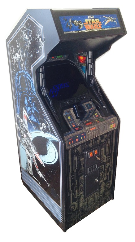 Star Wars Video Arcade Game for Sale | Arcade Specialties Game Rentals