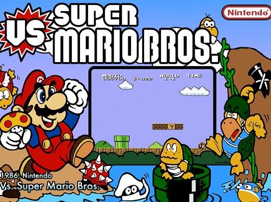 New Super Mario Bros. - Play Game Online - Arcade Games