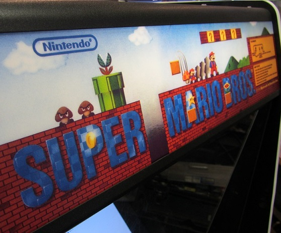Super Mario Bros Video Arcade Game For Sale Arcade