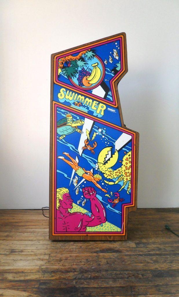 Swimmer-Arcade-Machine-for-Sale