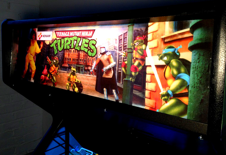 Ninja Turtles Tmnt Video Arcade Game For Sale Arcade