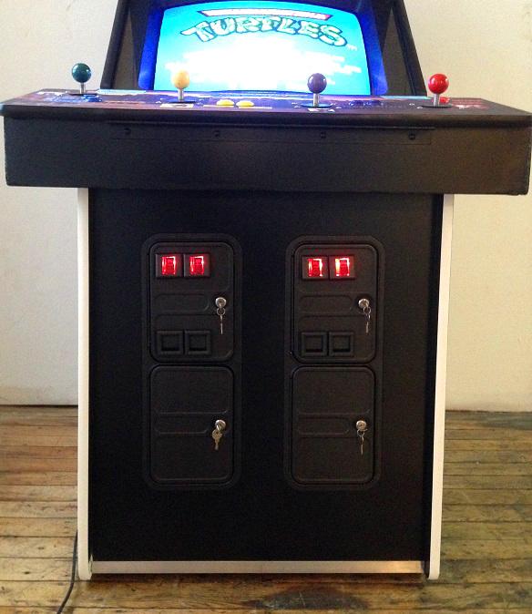 Ninja Turtles/ TMNT Video Arcade Game for Sale | Arcade