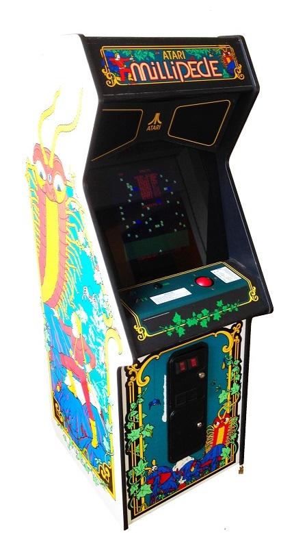 Millipede Video Arcade Game For Sale Arcade Specialties