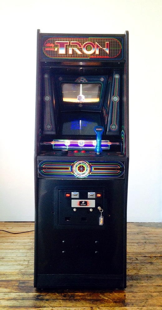 Tron Video Arcade Game For Sale Arcade Specialties Game