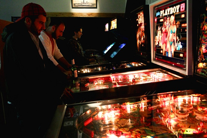 Rent Pinball NYC