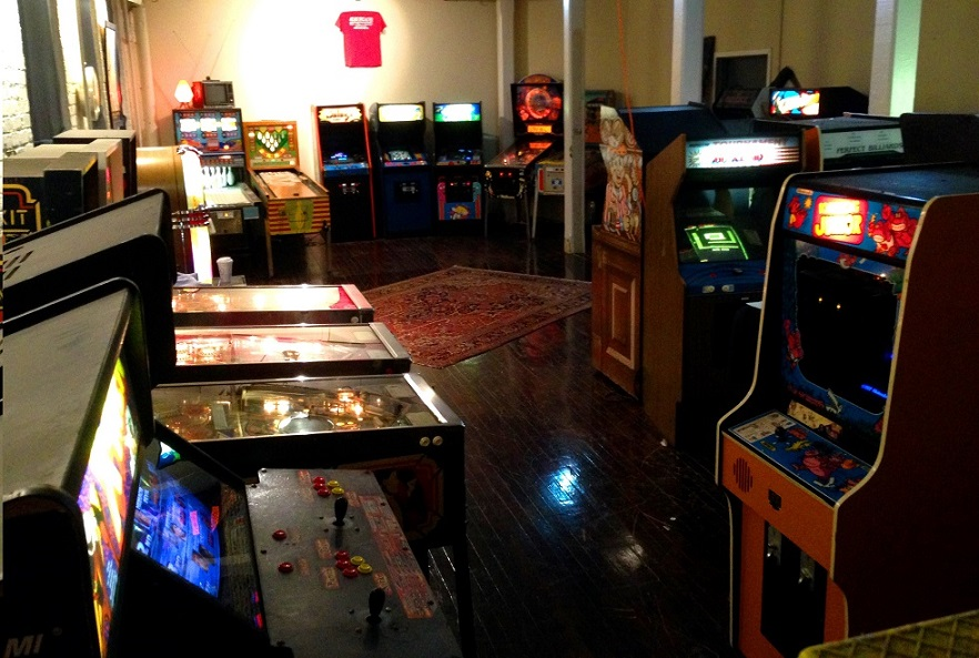 Game Rentals New York City Ct Arcade Specialties