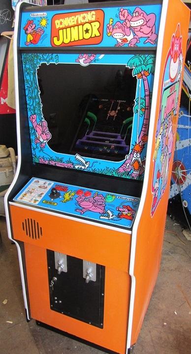 donkey.kong.junior.arcade.gamedd