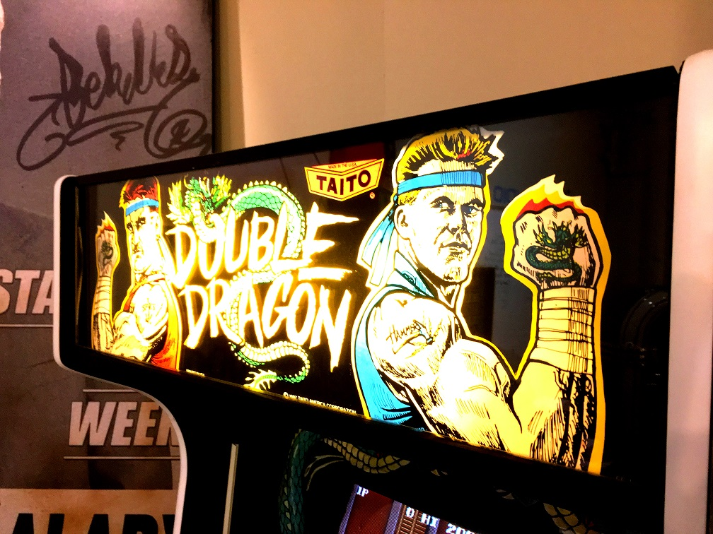 double-dragon-video-arcade-game-rent-ct-ny
