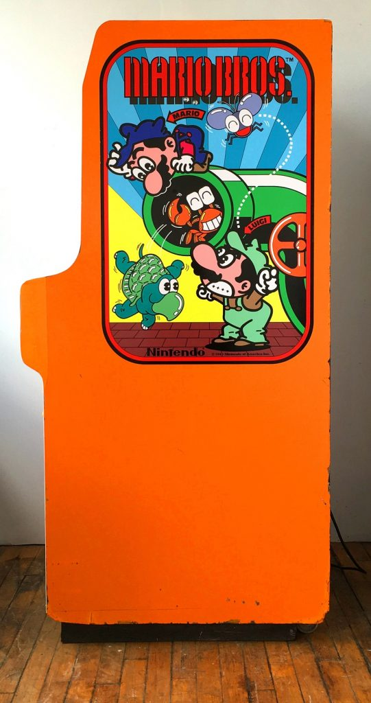 Mario Bros Video Arcade Game For Sale Arcade Specialties