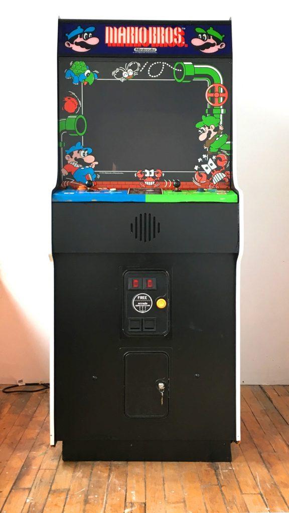 Mario Bros Video Arcade Game For Sale Arcade Specialties Game