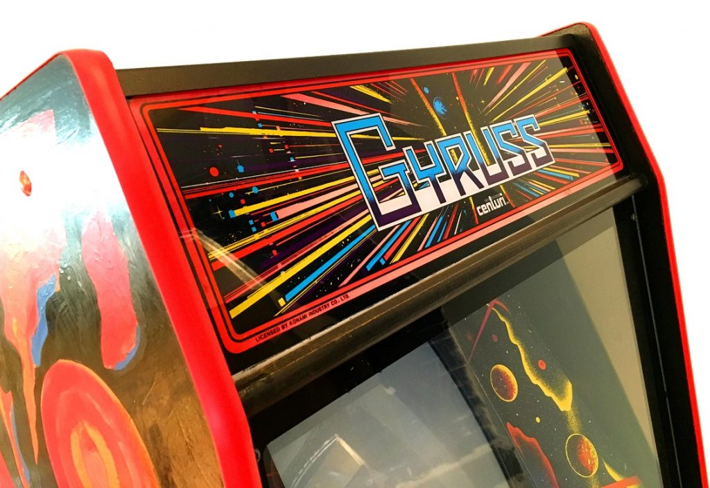 Gyruss Video Arcade Game For Sale Arcade Specialties