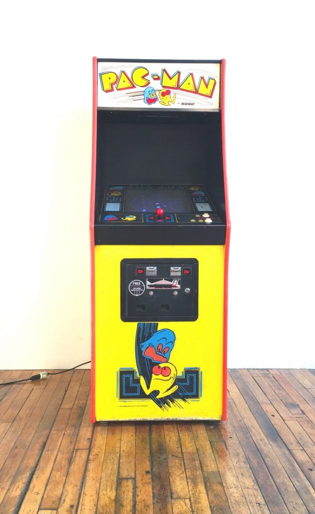 Used Arcade Games Sale : Pac man video arcade game for sale specialties