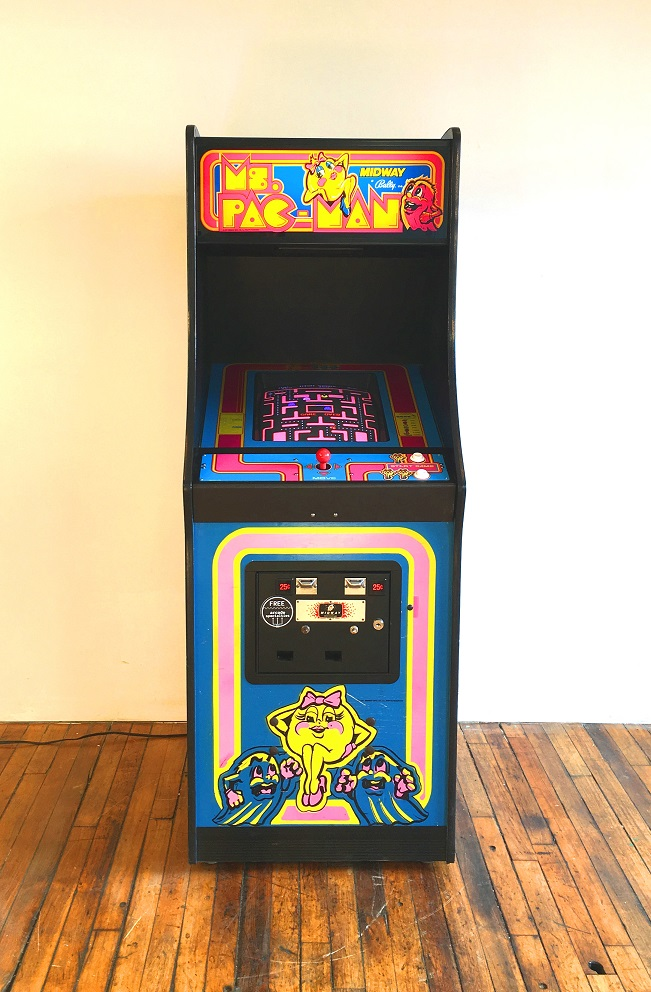 Ms Pac Man Video Arcade Game for Sale Arcade