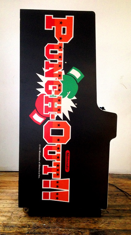 Punch Out Video Arcade Game For Sale Arcade Specialties