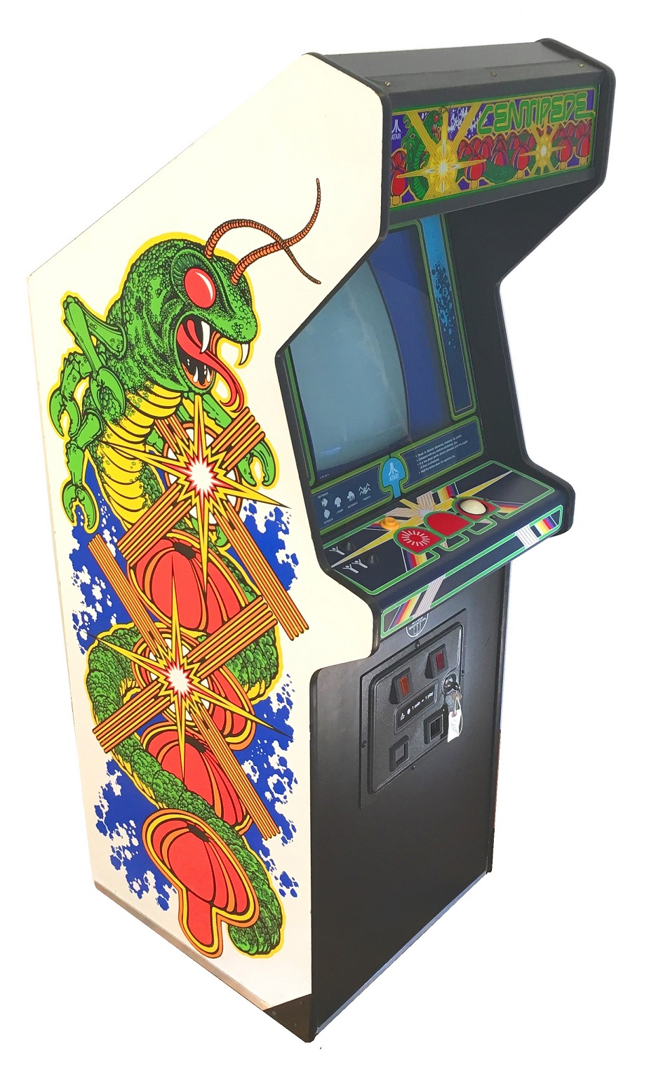 Centipede Video Arcade Game For Sale Arcade Specialties Game Rentals