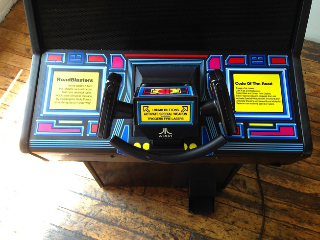 roadblasters.arcade.game.for.sale2