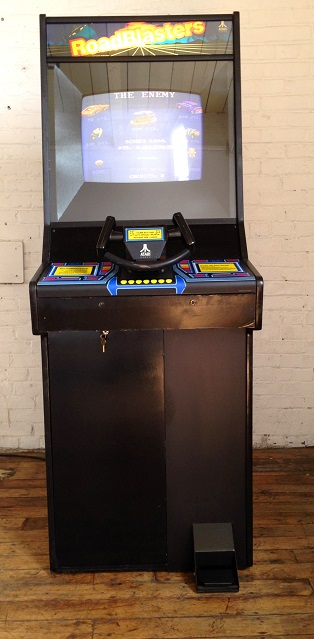 Roadblasters Video Arcade Game For Sale Arcade