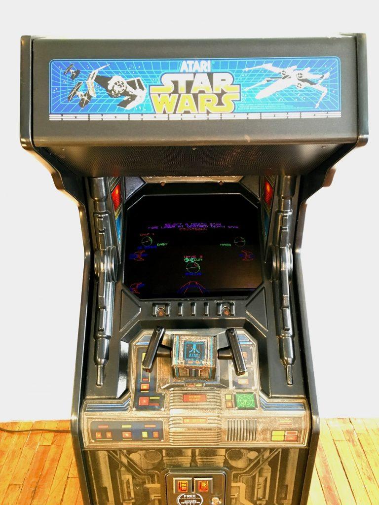Star Wars Pinball Machine >> Star Wars Video Arcade Game for Sale | Arcade Specialties ...