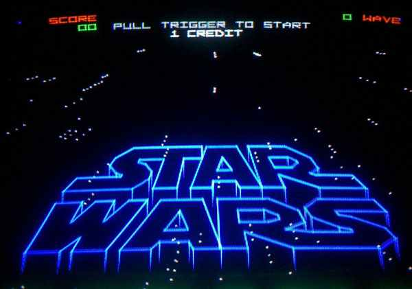 Star Wars Video Arcade Game For Sale Arcade Specialties