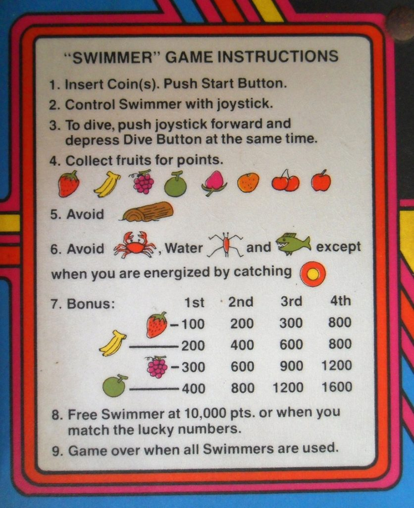 swimmer-game-instructions
