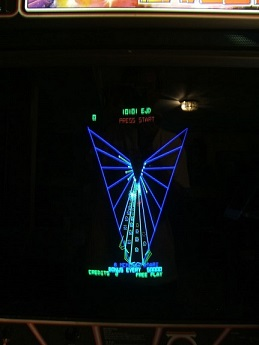 tempest.arcade.game.for.sale.vector.monitor