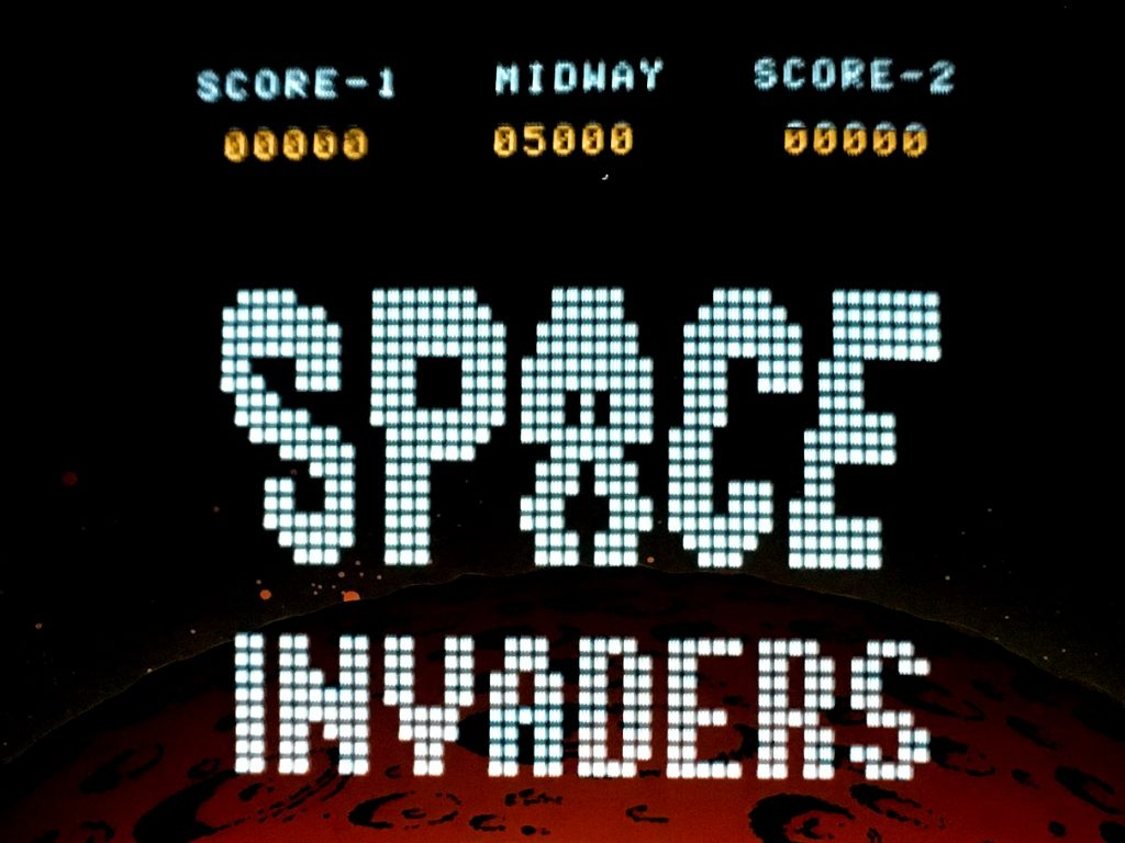 Space Invaders Video Arcade Game for Sale | Arcade ...