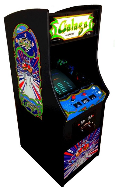Marvelous Galaga Video Arcade Game For Sale Arcade Specialties Game Download Free Architecture Designs Crovemadebymaigaardcom