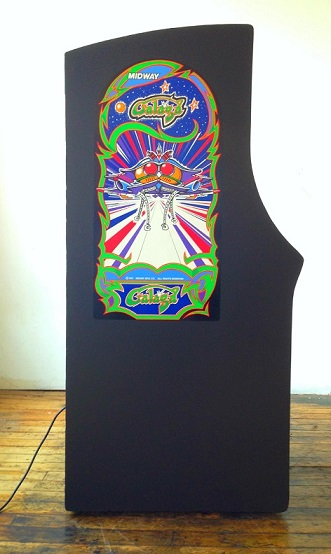 vintage.galaga.video.arcade.game.for.sale.side2