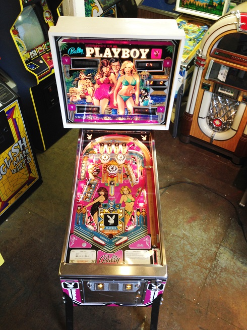 Booths For Sale >> 1978-bally-playboy-pinball-machine-for-sale1-copy   Arcade ...