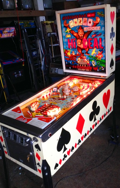 Used Arcade Games Sale : Pinball machines for sale new used arcade
