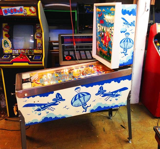 Rent Pinball Machines Nyc Ct Arcade Specialties Game
