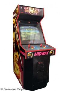 mortal kombat arcade game for rent nyc new york