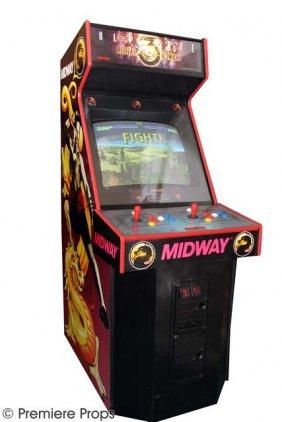 mortal kombat arcade game for rent nyc new york