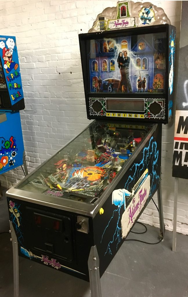 Rent Pinball Machines Nyc Ct Arcade Specialties Game