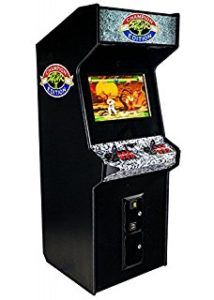 street fighter 2 video arcade machine rental manhattan new york NY
