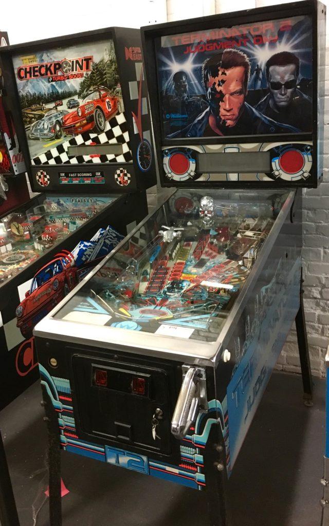 Pinball Machine Rentals Nyc Ct Arcade Specialties