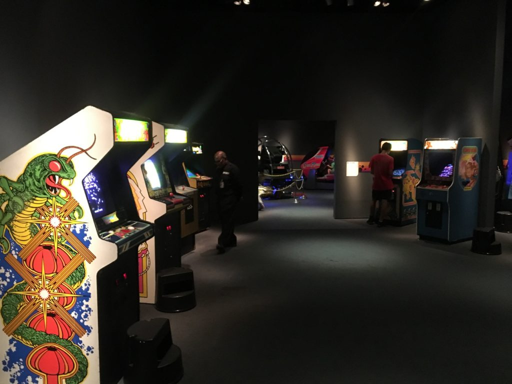 New York brooklyn arcade game rentals