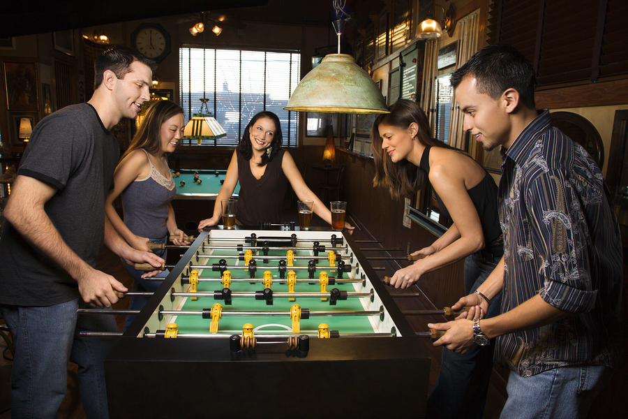 Foosball table rentals NYC New York
