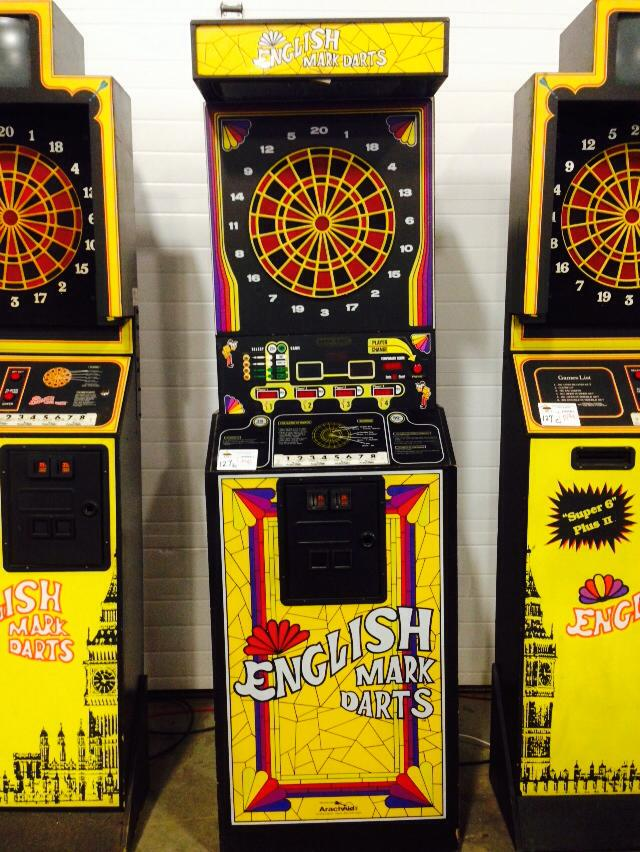 rent dart machines NYC