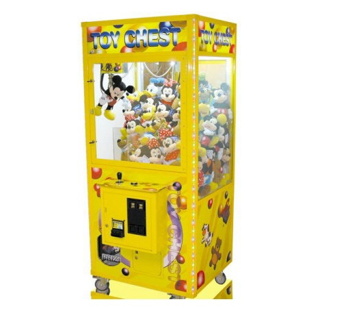 claw skill crane game machine for rent in new york nyc