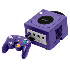 rent nintendo game cube console video game nyc