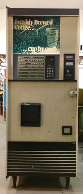 Coffee Machine Prop Rentals New York Arcade